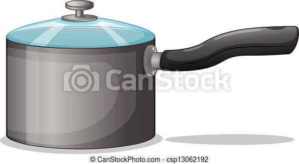 A pot - csp13062192