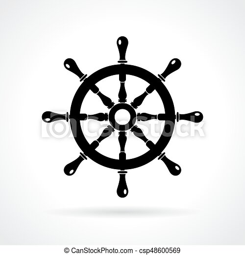 Abstract maritime icon - csp48600569