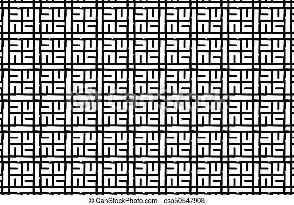 Abstract vector pattern - csp50547908