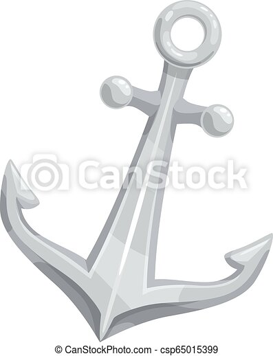 Anchor, icon maritime sea - csp65015399