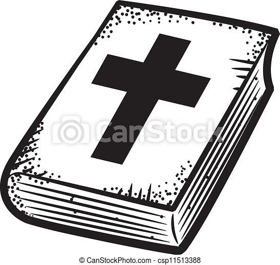 Bible doodle - csp11513388