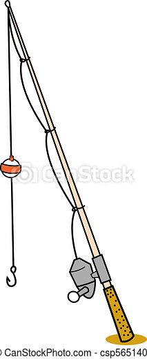Fishing Pole - csp5651409