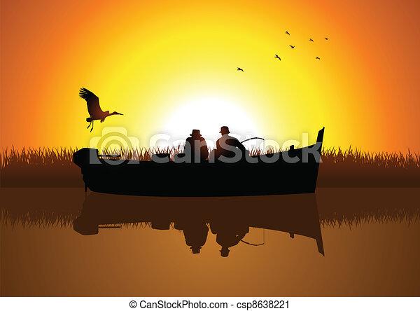 Fishing - csp8638221
