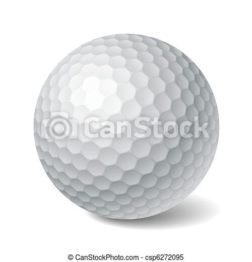 Golf ball - csp6272095