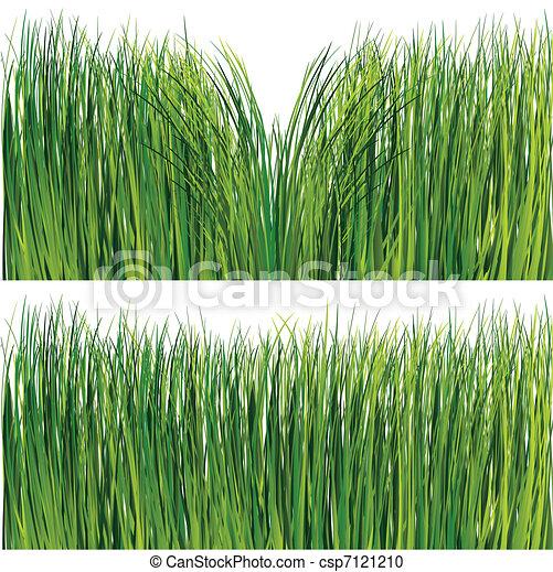 Grass set - csp7121210