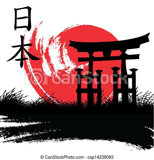 Japanese style - csp14238093