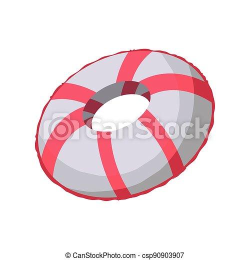 lifebuoy maritime icon - csp90903907