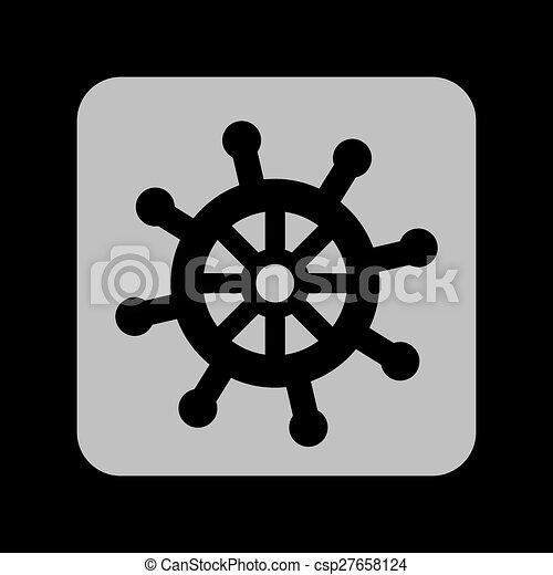 maritime icon - csp27658124