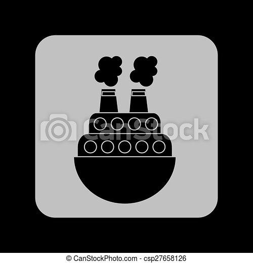 maritime icon - csp27658126
