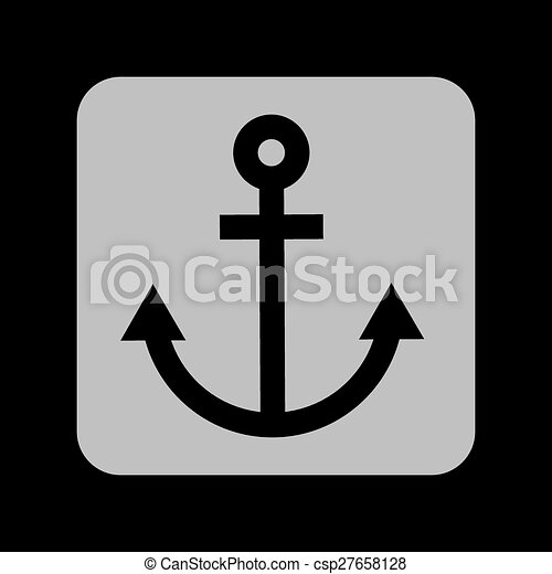 maritime icon - csp27658128