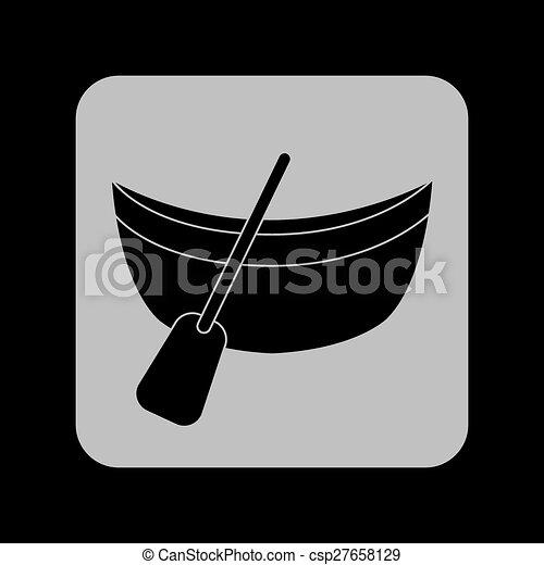 maritime icon - csp27658129