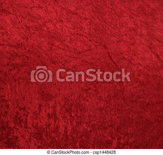 Red Velvet Background - csp1448428