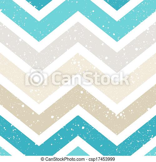 seamless chevron textured pattern - csp17453999