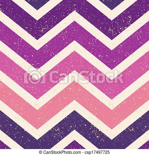 seamless chevron textured pattern - csp17497725