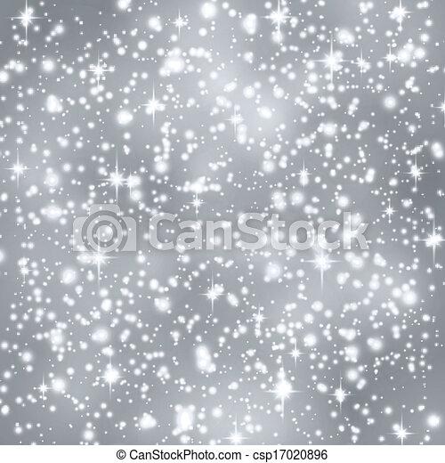 Silver textured background. - csp17020896