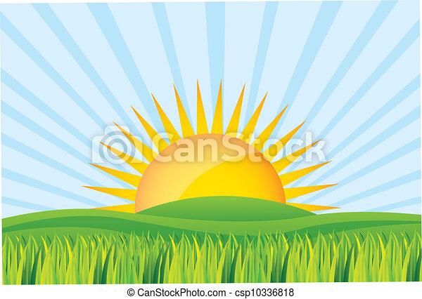Sunrise - csp10336818