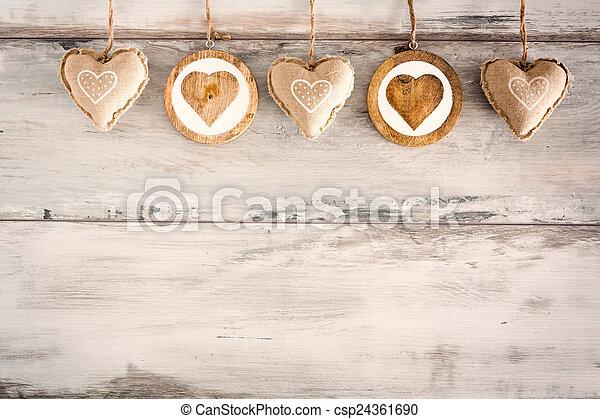 Valentines Day background - csp24361690