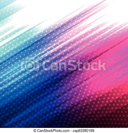 Vector illustration of soft colored abstract background - csp63380189
