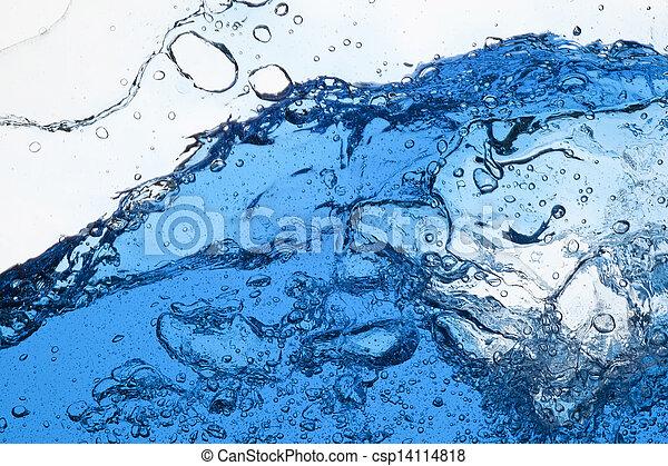 Water splash - csp14114818