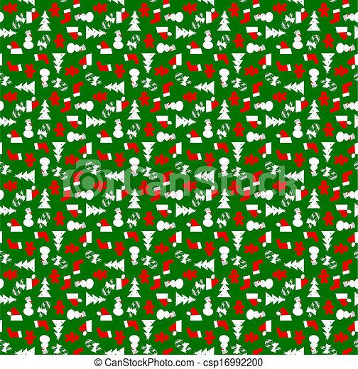 Xmas wrapping paper - csp16992200